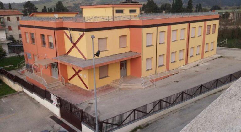 Bolognano: una nuova palestra comunale a Piano d'Orta