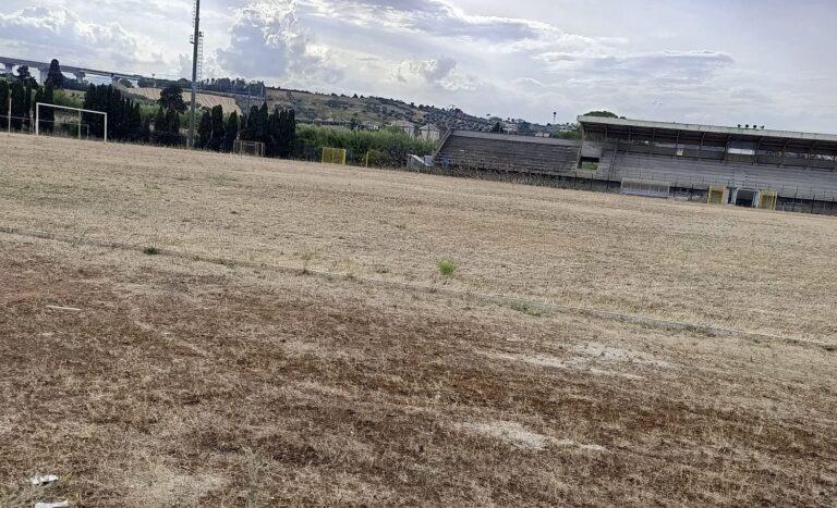 Tortoreto, stadio Pierantozzi: quando la riapertura?