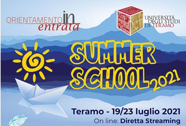 Università di Teramo, tornano le Summer Schools per l'orientamento universitario