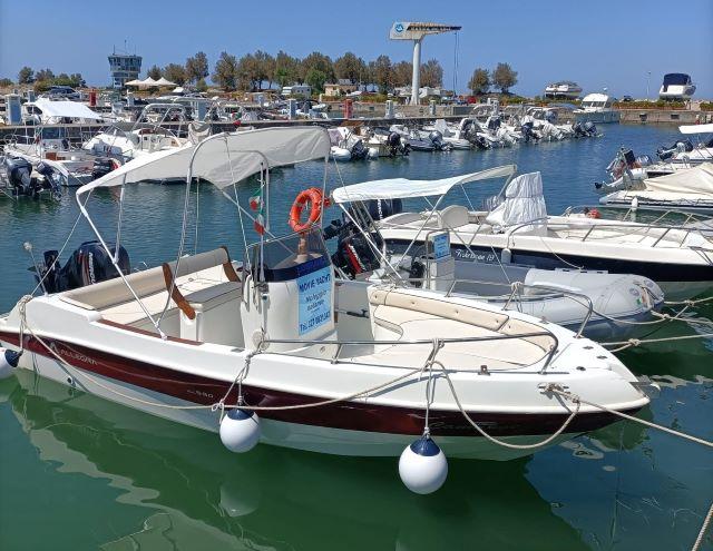 Dalla Marina del sole di Fossacesia, tour in barca della Costa dei Trabocchi