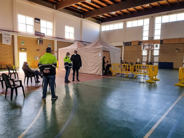 Campagna anti Covid a Fossacesia, si lavora per vaccinare tutti i cittadini