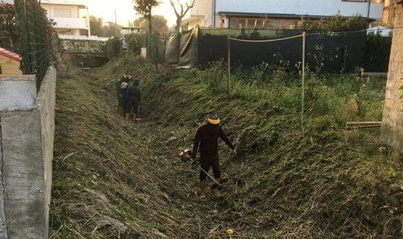 Montesilvano, partono i lavori anti-allagamento in via Vistola