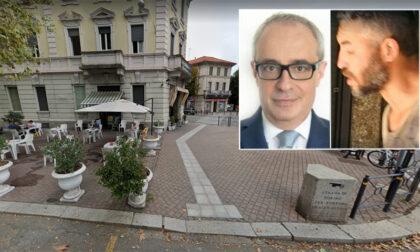 Assessore leghista spara e uccide un uomo in piazza: il caso diventa politico