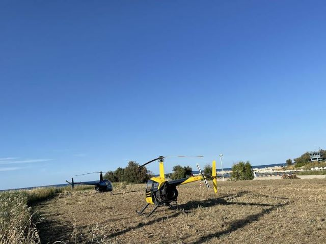 Volo panoramico su Fossacesia e la Costa dei Trabocchi, decolla una nuova esperienza turistica