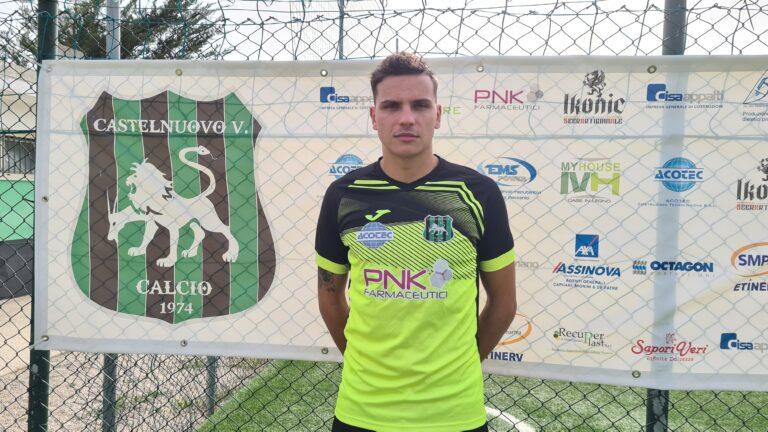 Serie D, il Castelnuovo puntella la difesa: arriva Luca Orlando