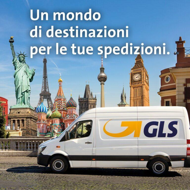 GLS Parcel: un unico servizio per collegare le destinazioni europee