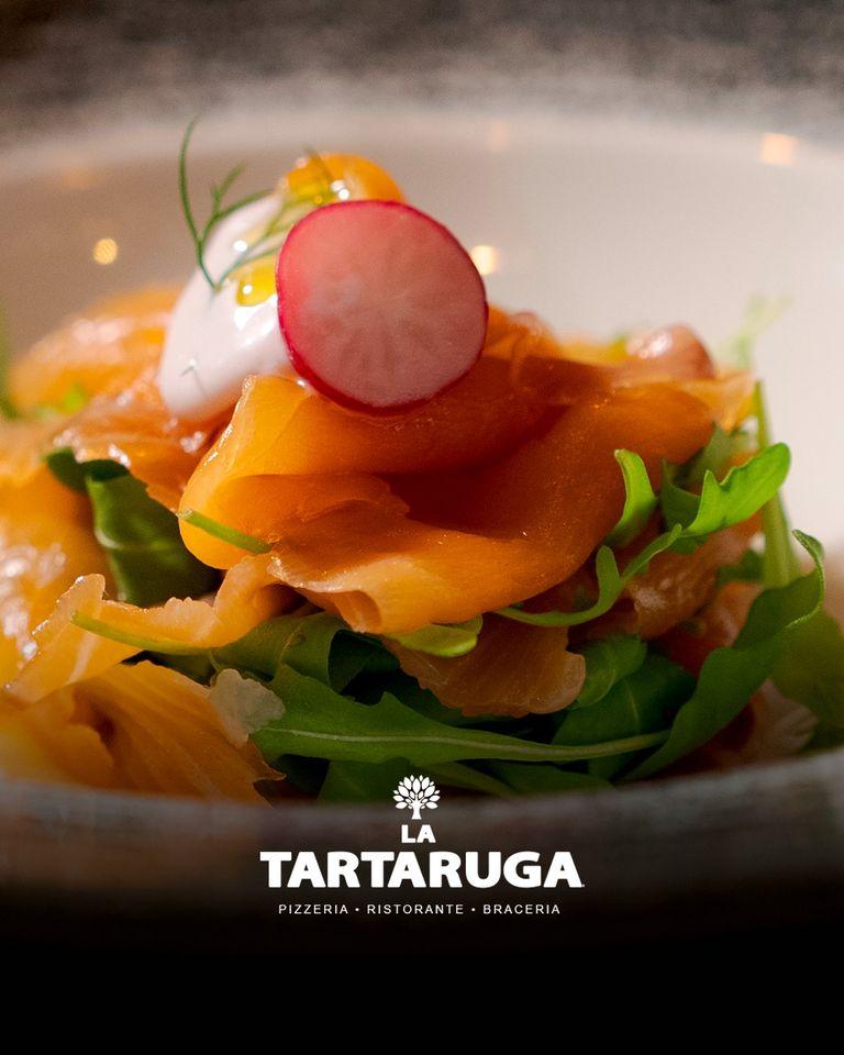 CHALET LA TARTARUGA , le bontà di Chef Nocciolo