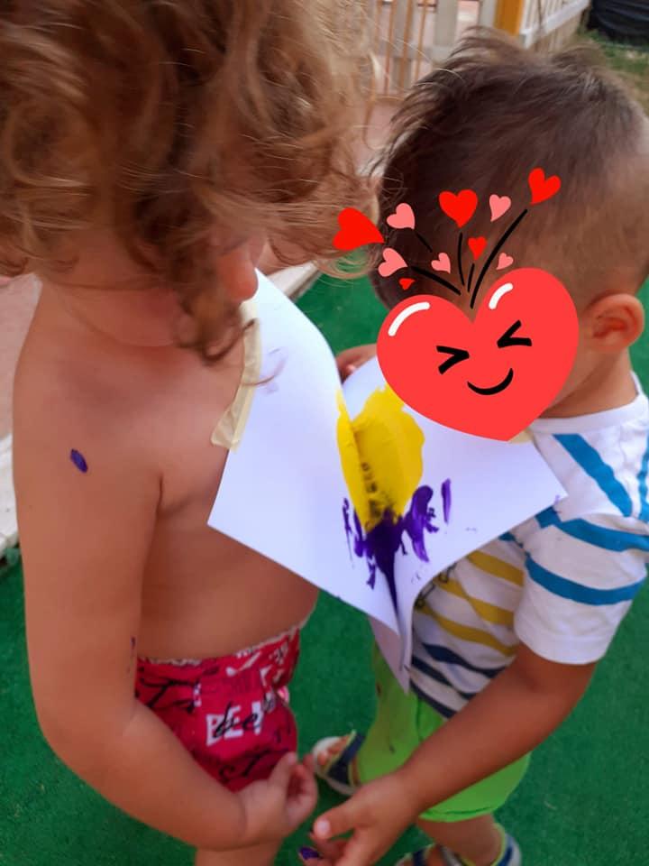 ASILO NIDO SIRENA augura buone vacanze ai propri bambini e famiglie