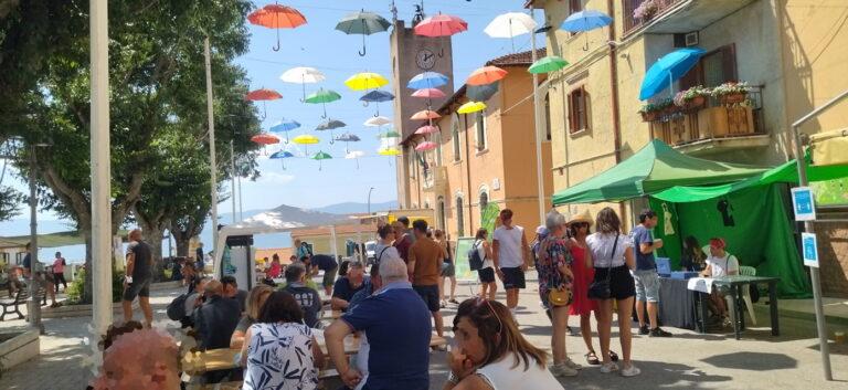 Aielli fa il pieno di turisti a Ferragosto. La soddisfazione del sindaco