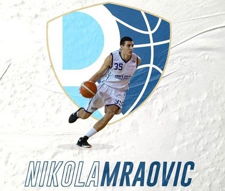Basket, nuovo arrivo in casa Liofilchem Roseto: ufficiale l'ingaggio di Nikola Mraovic