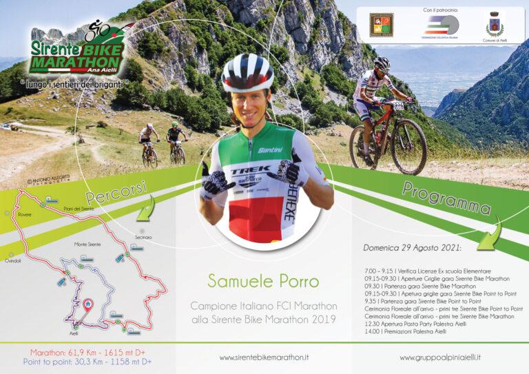 Mountain bike, ufficializzato il percorso della Sirente Bike Marathon-Ana Aielli