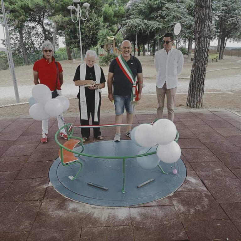 Tortoreto, giochi inclusivi alla Fortellezza e al parco Vannucci al Lido FOTO