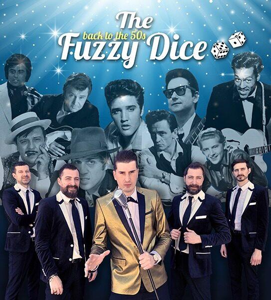 CHALET LA TARTARUGA , serata con i The Fuzzy Dice il 26 Agosto