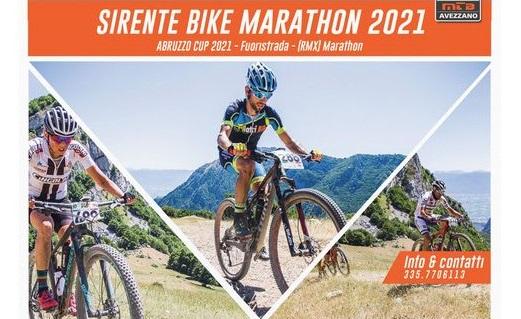 """Mountain bike, Aielli """"al servizio"""" della Sirente Bike Marathon"""