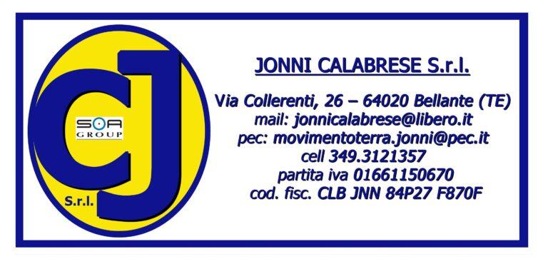 Jonni Calabrese S.r.l.: innumerevoli punti di forza