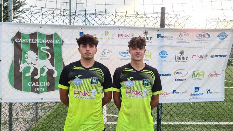 Serie D, altri due giovani promettenti per il Castelnuovo