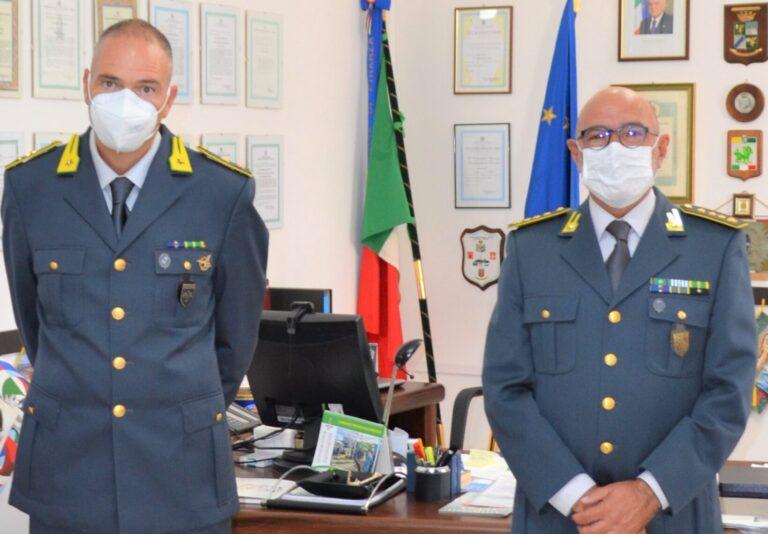 Pescara, Tuosto nuovo comandante della Finanza