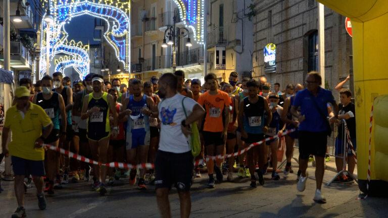 Podismo, partecipazione e successo oltre le aspettative per la Duilio Run di Atessa