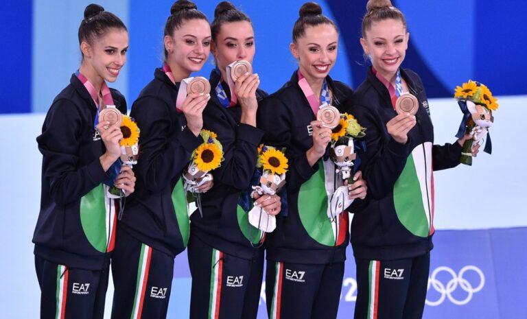 La 40esima medaglia delle Olimpiadi la porta una teramana
