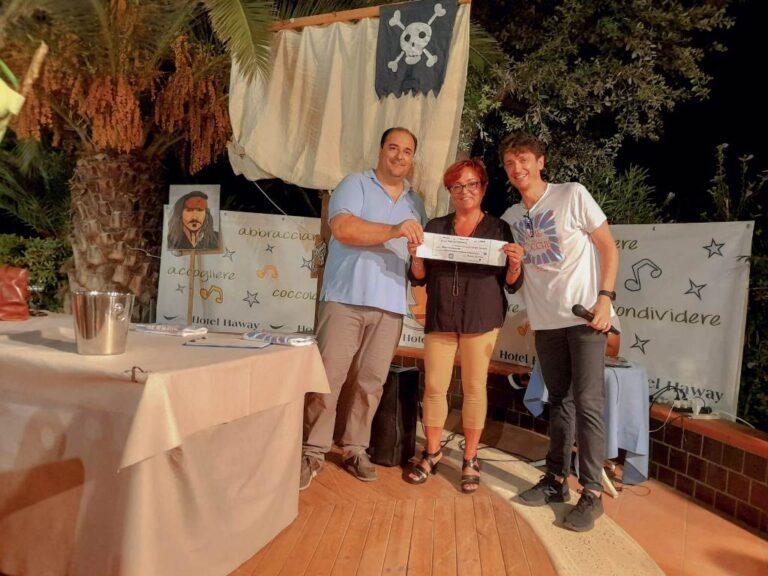 Villa Rosa, la racconta fondi di Ferragosto per ristrutturare la ludoteca