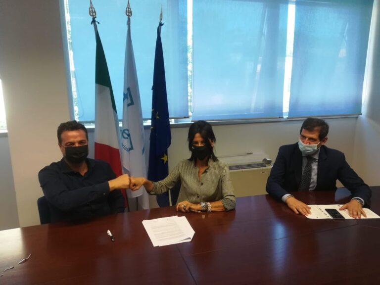 Montorio, firmato accordo con Ater per il recupero di 9 alloggi