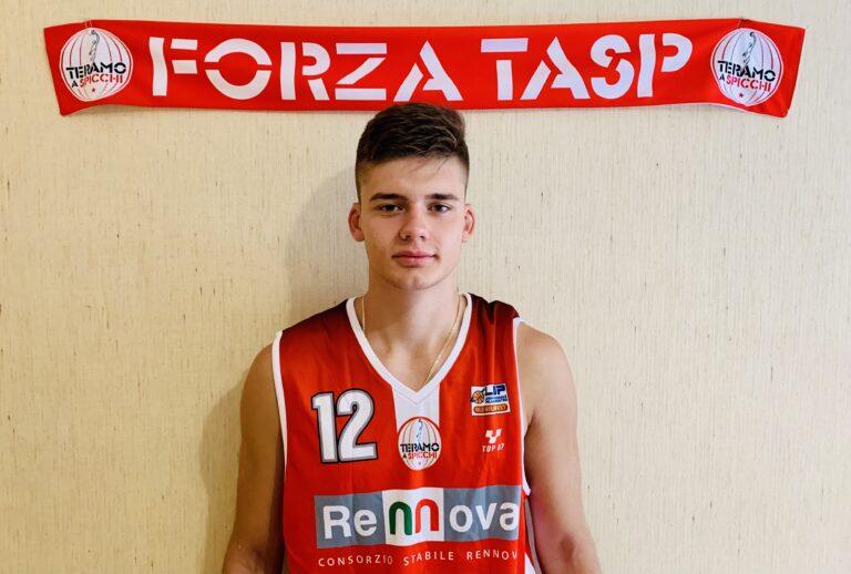 Basket, per la Rennova Teramo c'è Nikola Ticic