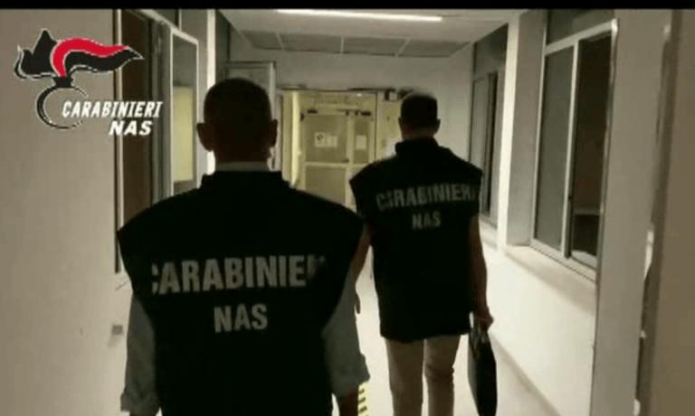Il Nas negli ospedali abruzzesi: farmaci scaduti ed infermieri non iscritti all'Ordine VIDEO
