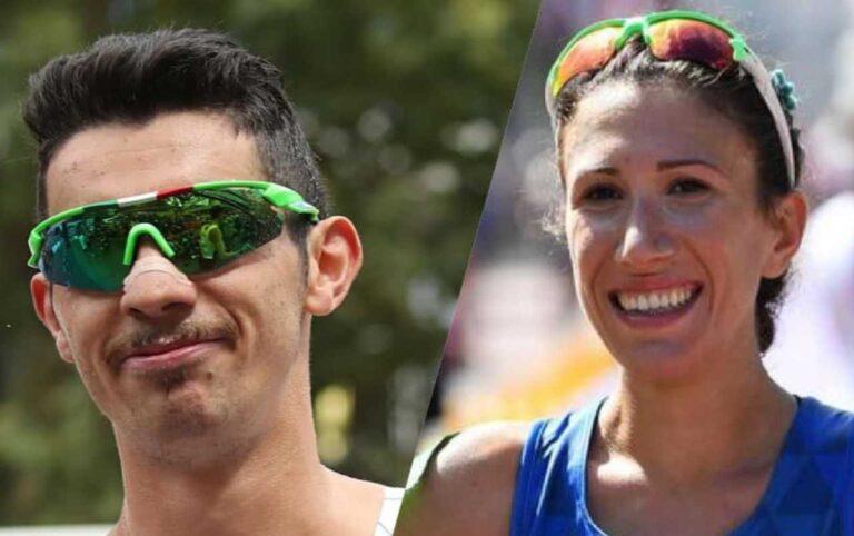 A Roccaraso i campioni olimpici della marcia