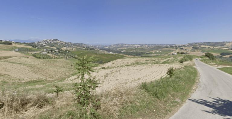 Città Sant'Angelo, 512mila euro per le frane di via delle Terme
