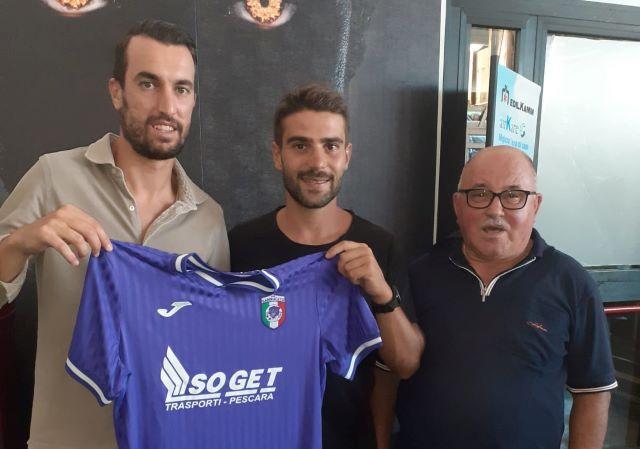 Sambuceto Calcio: De Fabritiis, Iarocci, Marfisi e Scurti in viola