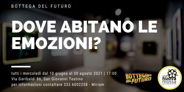 San Giovanni Teatino, 'Una nuova mossa' presenta 'Sensitive city': bacheca di opere sulla 'Città del Futuro' vista dei cittadini