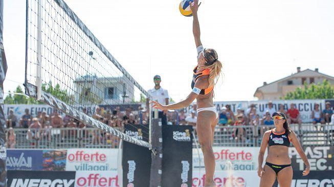 Martinsicuro, nel fine settimana appuntamento con il beach volley