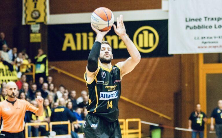 Basket, Emidio Di Donato entra nel roster della Teramo a Spicchi
