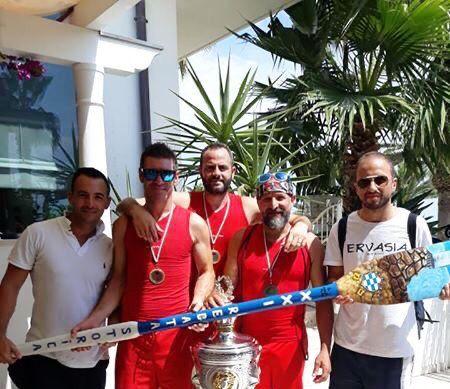 Martinsicuro, il 14 agosto appuntamento con la regata storica dei battelli a tre remi