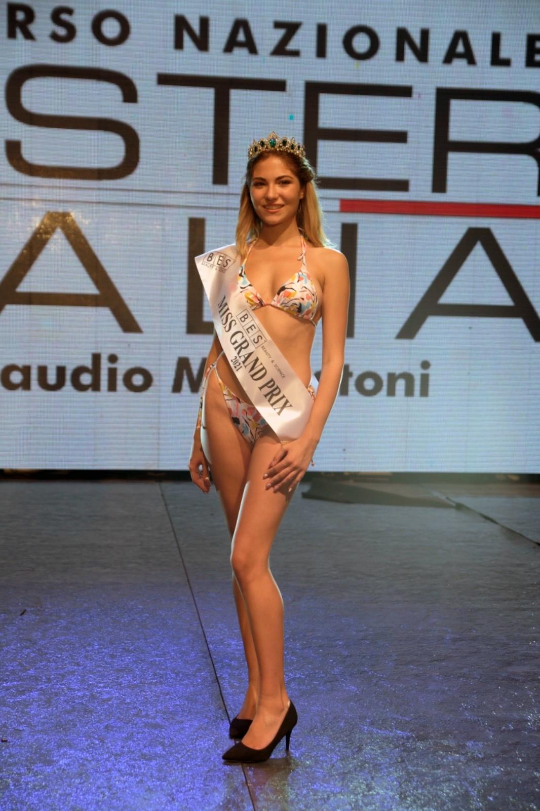 Gabriella e Joseph: assegnati i titoli di Miss Grand Prix e Mister Italia FOTO