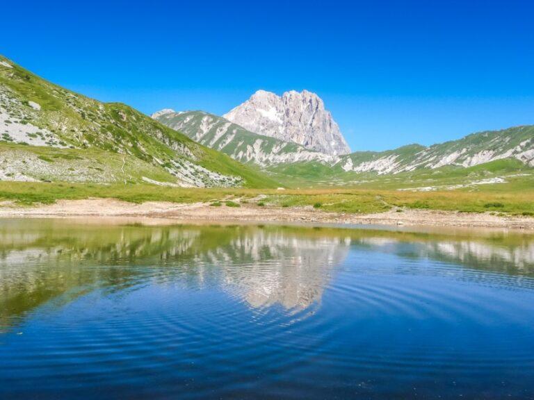 Abruzzo regione del benessere: il Parco Gran Sasso Monti della Laga aderisce al progetto