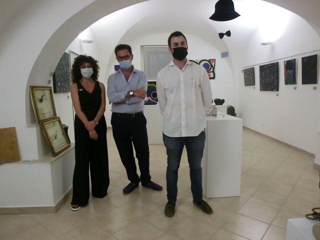 Ortona, inaugurata la mostra personale di Stefania Barile
