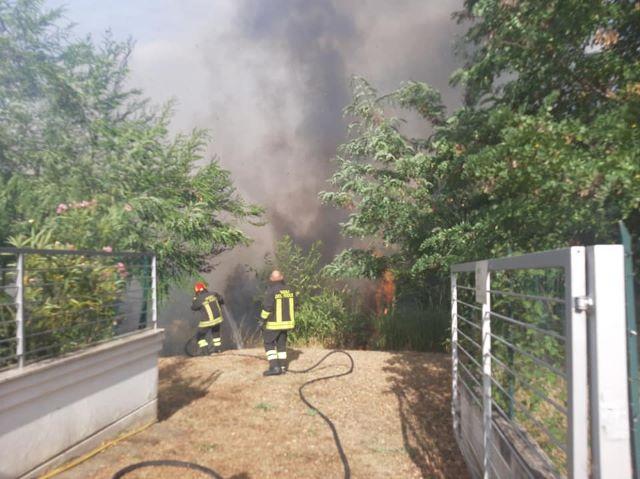 Incendi, taglio fondi in Abruzzo: la replica della Regione