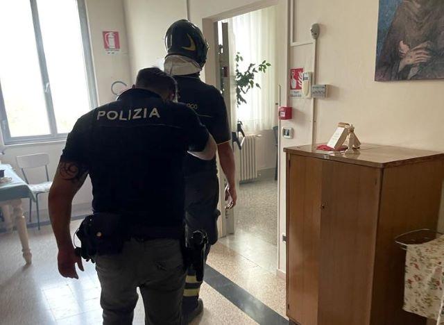 Il racconto dei medici di Chieti coinvolti nell'incendio della pineta a Pescara VIDEO