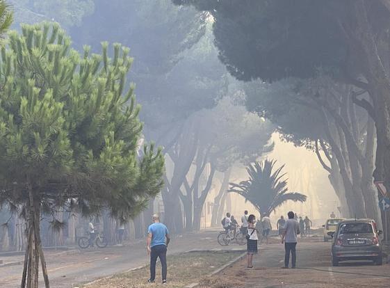 """Incendio Pescara, in 60 fuori casa: """"Danni incalcolabili"""""""