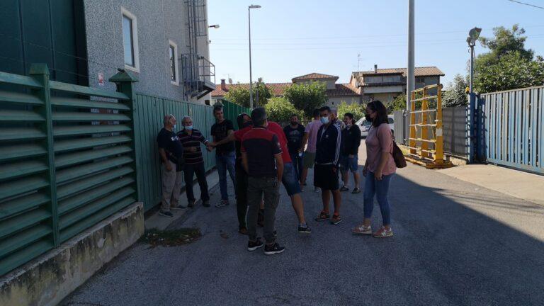 Giulianova, la vicenda giudiziaria della Di.Ba. Metalli: 34 lavoratori senza stipendio da 2 mesi NOSTRI SERVIZI