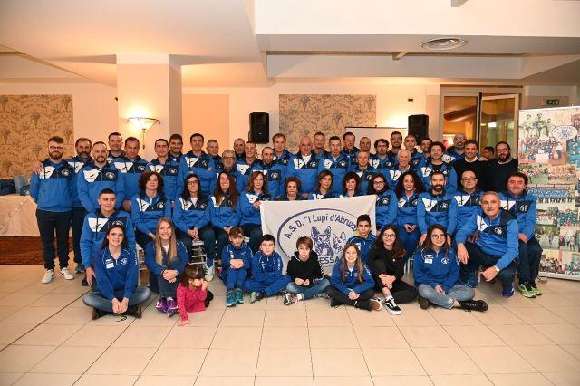 Ad Atessa la Duilio Run, la tanto attesa ripartenza del podismo per I Lupi d'Abruzzo