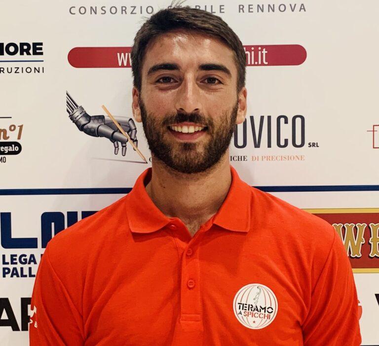 Basket, Marco Cucco è il nuovo capitano della Rennova Teramo