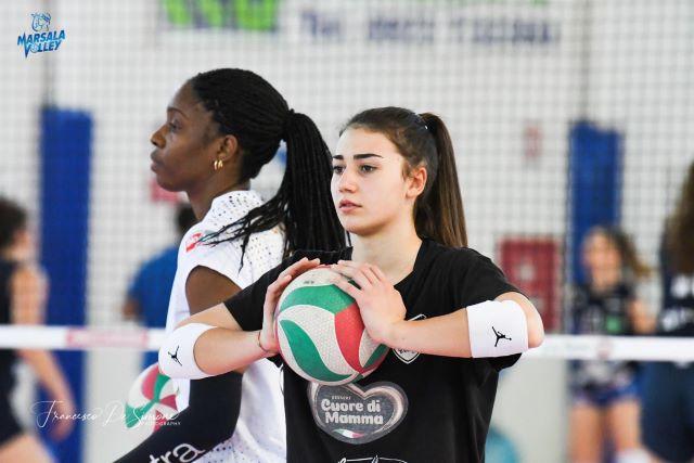 Un altro giovane talento per la Pallavolo Teatina: Martina Gorgoni