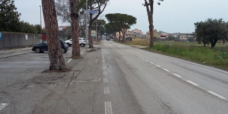 Martinsicuro, nuovo asfalto in via Roma: conclusa la procedura di gara