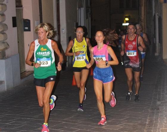 Podismo, conto alla rovescia per la 19°edizione della Notturna Atriana-Trofeo Claudio Baldini