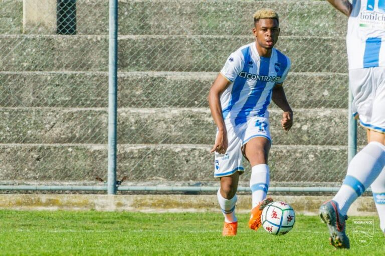 Il Pescara vince all'esordio contro l'Ancona Matelica