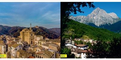 Piccoli Comuni: Poste Italiane dedica cartoline a Castiglione e Isola