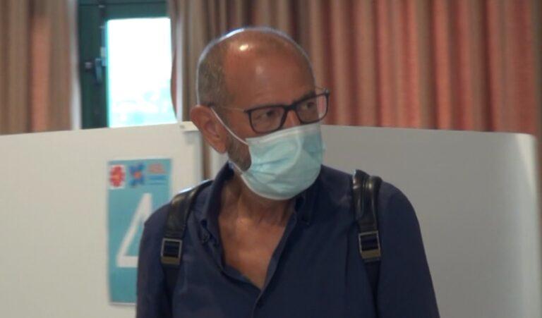 """Giulianova, numeri da record per il centro vaccinale. Calafiore: """"Siamo a quota 48mila circa"""" NOSTRA INTERVISTA"""