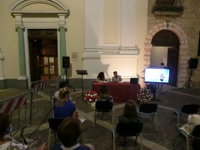Cerimonia di premiazione per il Premio Internazionale Città di Bucchianico